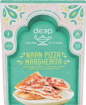 Assorted Naan Pizza product image.