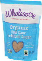 Wholesome! Turbinado Raw 1.5 pound product image.