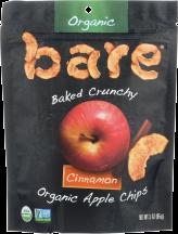 Organic Cinnamon Apple Chips product image.