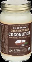 Organic Virgin Coconut Oil product image.