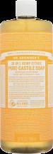 Dr. Bronner's Liquid Soap 32 fl oz. product image.