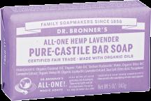 Organic Pure-Castile Bar Soap product image.