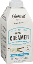 Creamer Hemp French Vanilla product image.
