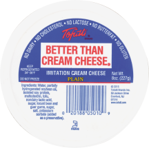 Tofutti Tofutti Imitation Cream Cheese 8 oz product image.