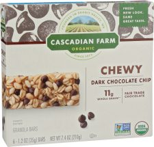 Chewy Granola Bar product image.