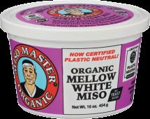 Miso Master Mellow White Miso 16 oz product image.