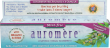 Ayurvedic Mint Free Toothpaste product image.