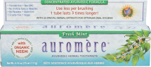 Auromere® Fresh Mint Toothpaste 4.16 oz product image.
