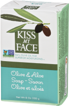 Kiss My Face Olive & Aloe Bar Soap 8 oz. product image.