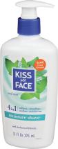 Kiss My Face Cool Mint Moisture Shave Cool Mint 11 fl oz. product image.