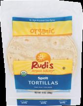 Spelt Tortillas product image.