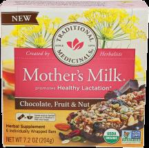 Mothers Milk® Chocolate, Fruit & Nut product image.
