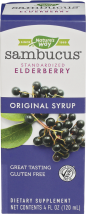 Elderberry Syrup product image.