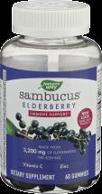 Sambucus Gummies product image.