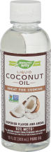 Liquid Coconut Oil product image.