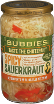 Spicy Sauerkraut product image.