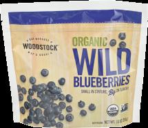 Organic Wild Blueberries product image.