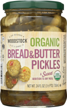 Organic Pickles product image.