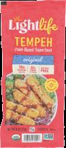 Lightlife Organic Tempeh 8 oz product image.