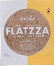 7 Sprouted Grain Flatzza™ product image.