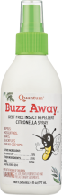 Buzz Away Natural Insect Repellent product image.
