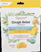 Meyer Lemon & Honey Lozenges product image.