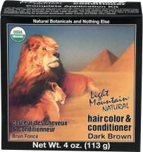 Haircolor & Conditioner product image.