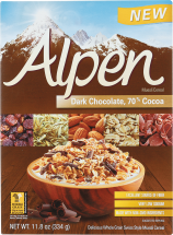 Dark Chocolate Muesli  product image.
