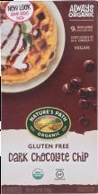 Dark Chocolate Chip Waffle product image.