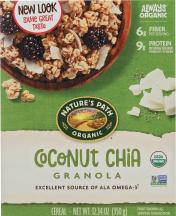 Coconut Chia Granola product image.