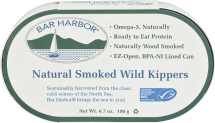 Natural Smoked Wild Kippers product image.