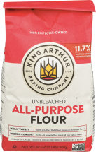 Unbleached All Purpose Flour product image.