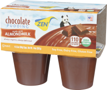 Zen Gluten-Free Pudding 4 cups product image.