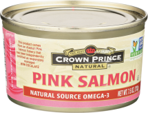 Crown Prince Salmon Pink 7.5 ounce product image.