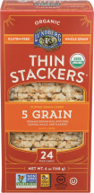 Lundberg 5 Grain Thin Stackers® 24 each product image.