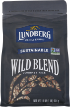 Gluten Free Wild Blend Brown Rice product image.