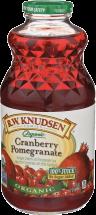 Organic Cranberry Pomegranate Juice product image.