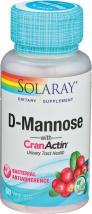 D-Mannose with CranActin product image.
