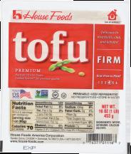 Premium Tofu product image.