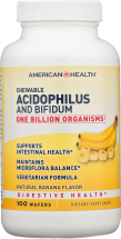 Chewable Acidophilus and Bifidum product image.