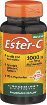 Ester C 1000mg Ctrs Bioflvnds product image.