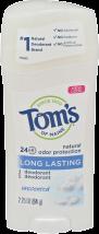 Tom's Of Maine Deodorant 2.25 oz. product image.