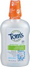 Tom's Of Maine Flouride Rinse 16 fluid oz. product image.