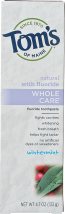 Flouride Toothpaste product image.