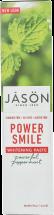 JASON NATURAL COSMETICS Powersmile Toothpaste 6 oz. product image.