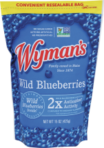 Frozen Wild Blueberries product image.