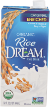 Dream Brands Assorted Rice Dream 32 oz product image.