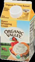 Organic Whipping Cream product image.