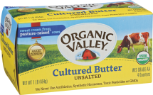 Organic Cultured Butter   product image.