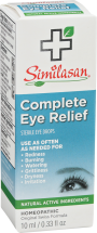 Sterile Eye Drops product image.
